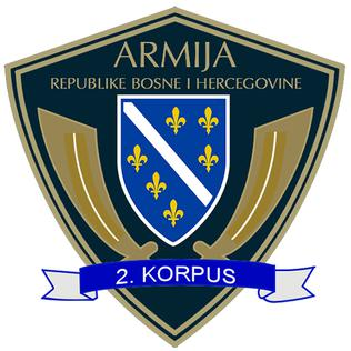 2nd Corps (Army of the Republic of Bosnia and Herzegovina)
