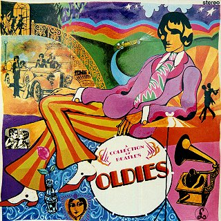 A Collection of Beatles Oldies artwork
