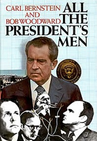 "Cover of  ""All the President's Men"""
