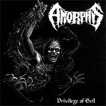 <i>Privilege of Evil</i> 1993 compilation album by Amorphis