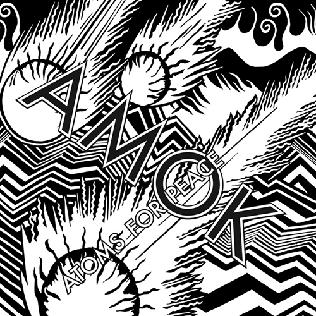 <i>Amok</i> (Atoms for Peace album) 2013 studio album