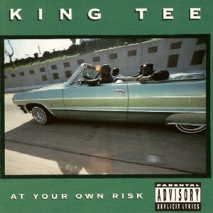 <i>At Your Own Risk</i> 1990 studio album by King Tee