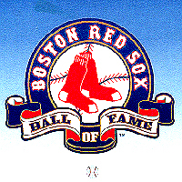Boston Red Sox Hall of Fame logo