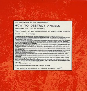 <i>How to Destroy Angels</i> (Coil EP) 1984 EP by Coil