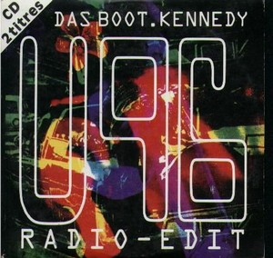 Das Boot (song) 1991 single by U96