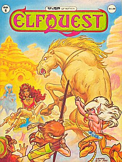 Image result for elfquest