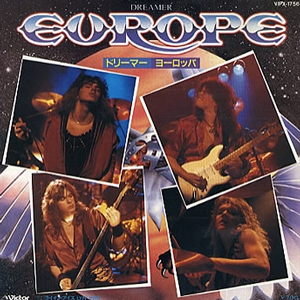 Dreamer (Europe song) 1984 single by the Swedish heavy metal band Europe