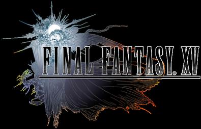 File:Final Fantasy XV logo.png - Wikipedia