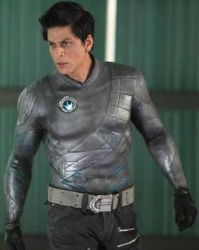 Ra One Costume For Kids