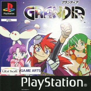 Picture of a game: Grandia
