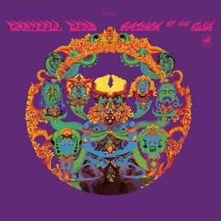 <i>Anthem of the Sun</i> 1968 studio album / Live album by Grateful Dead