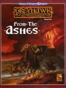 From the Ashes (TSR, 1992)