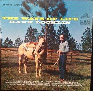 <i>The Ways of Life</i> 1963 studio album by Hank Locklin