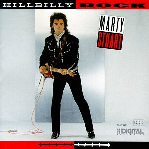 <i>Hillbilly Rock</i> 1989 studio album by Marty Stuart