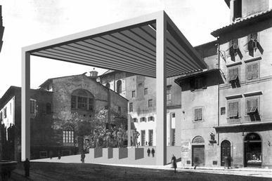 New Exit For The Uffizi Gallery Wikipedia