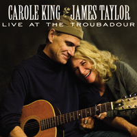 Live At The Troubadour Carole King And James Taylor Wikipedia