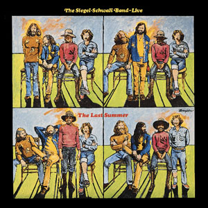 <i>Live: The Last Summer</i> 1974 live album by Siegel–Schwall Band