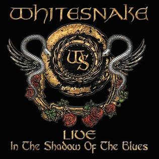 <i>Live... in the Shadow of the Blues</i> 2006 live album by Whitesnake