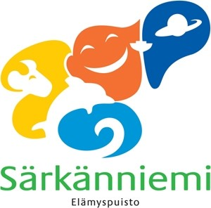 Särkänniemi Amusement park in Tampere, Finland