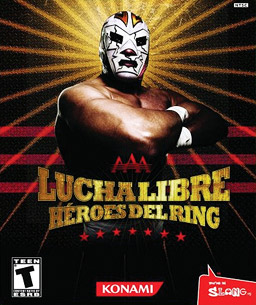 Aaa Lucha Libre Heroes Del Ring Retail Code