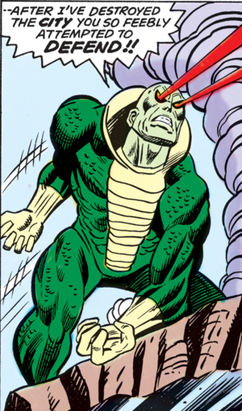 Image Result For The Lizard Supervillain