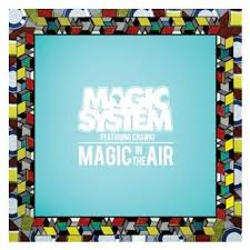 Magic System featuring Chawki — Magic in the Air (studio acapella)