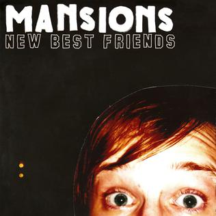 <i>New Best Friends</i> 2009 studio album by Mansions