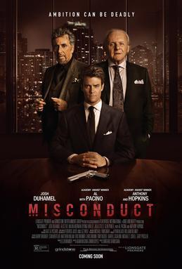 Misconduct Torrent Legendado (2016)