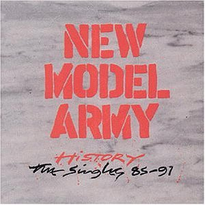 <i>History: The Singles 85–91</i> 1992 compilation album by New Model Army