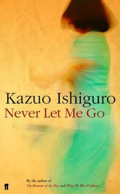 cover of the book, Never Let Me Go by Kazuo Ishiguro