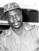 David Oyite-Ojok Ugandan military commander