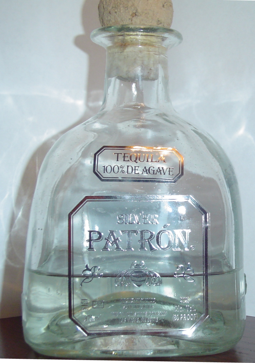 Patron Tequila Bottle Sizes