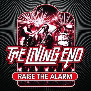 Imagem da capa da música Raise the Alarm de The Living End