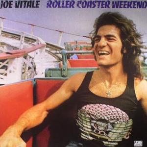 <i>Roller Coaster Weekend</i> 1974 studio album by Joe Vitale