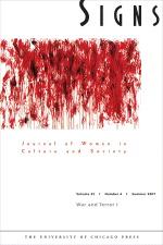 <i>Signs</i> (journal) Academic journal