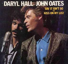 Say It Isnt So (Hall & Oates song) 1983 single by Hall & Oates
