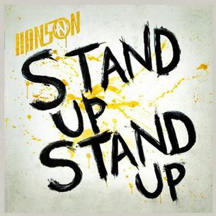 <i>Stand Up, Stand Up</i> 2009 EP by Hanson