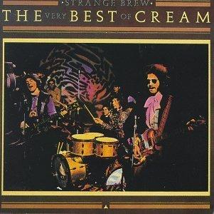 <i>Strange Brew: The Very Best of Cream</i> 1983 compilation album by Cream