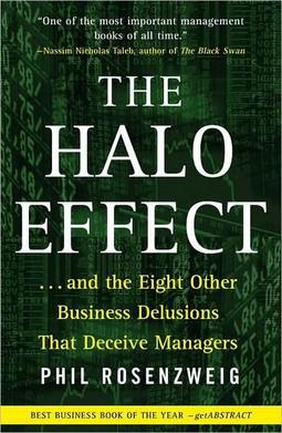 the halo effect essay Critiques of the halo effect this book itself is a critique itself, pointing out that there are no quick fixes and winning formulas in the business world and it makes us rethink how much a.