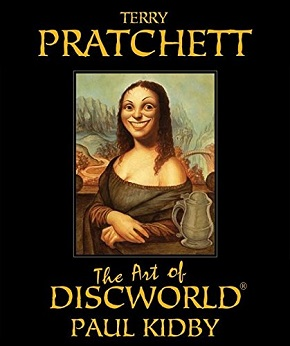 The Art of Discworld by Terry Pratchett and Paul Kidby