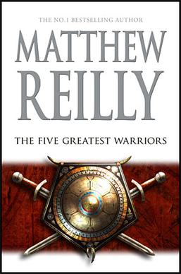 Picture of a book: The Five Greatest Warriors