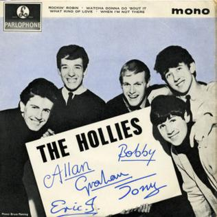 Hollies Just One Look