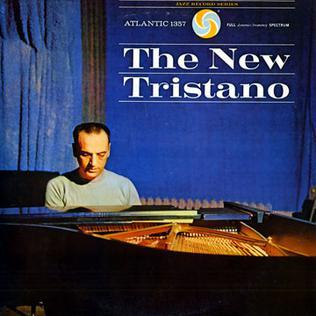 <i>The New Tristano</i> 1962 studio album by Lennie Tristano