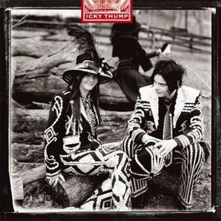 Album A Day: The White Stripes – Icky Thump « ¡Viva La Mainstream!