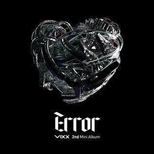 <i>Error</i> (VIXX EP) 2014 EP by VIXX