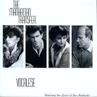 Vocalese Album Wikipedia
