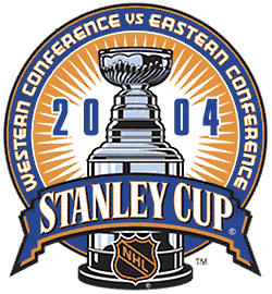 2004 Stanley Cup Finals 2004 ice hockey championship series