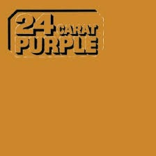 <i>24 Carat Purple</i> 1975 compilation album by Deep Purple