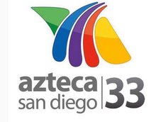 Azteca America television affiliate in Tijuana, Baja California, Mexico