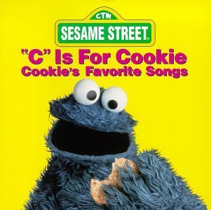 cookie monster  song